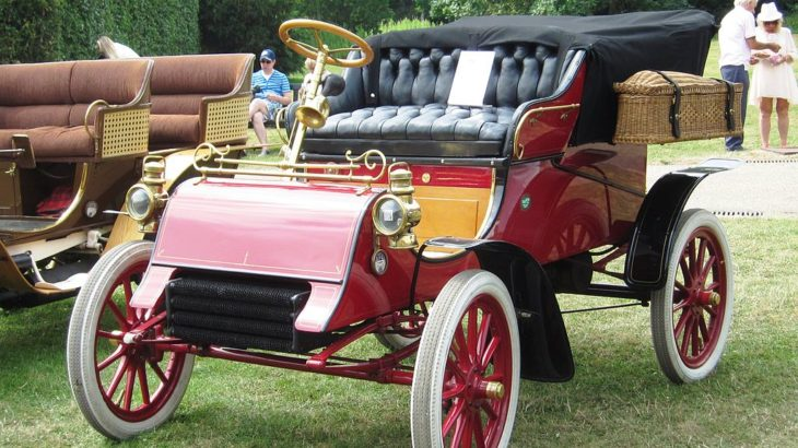 Westrand Car Show - 1903 Ford Model A