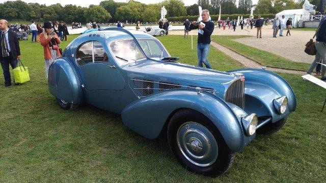 Westrand Car Show - 1938 Bugatti 57 Atlantic