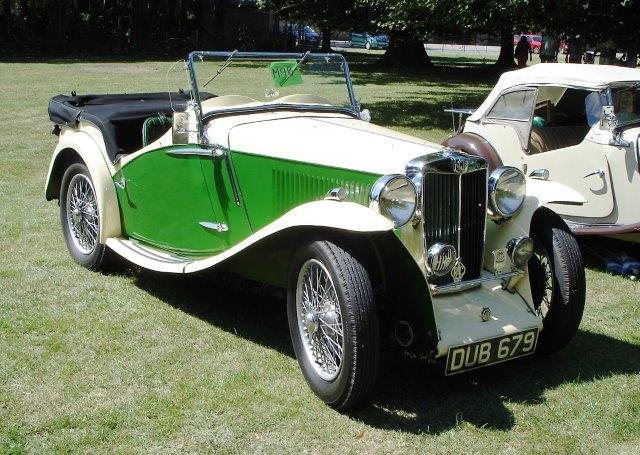 Westrand Car Show -1935 MG N Type Magnette (NB)