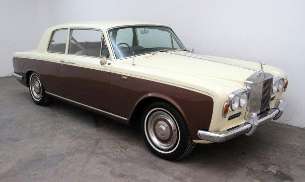 1967 Rolls Royce Silver Shadow Coupe - James Young