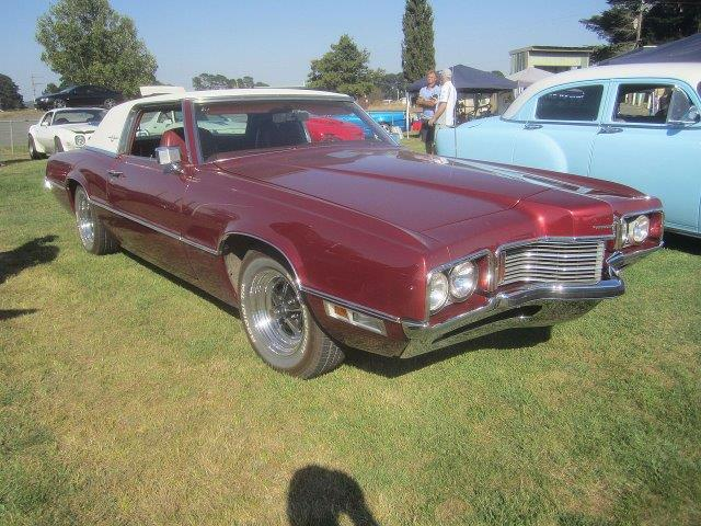 Westrand Car Show - 1971 Ford Thunderbird Coupe