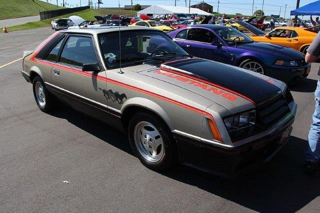 Westrand Car Show - 1979 Ford Mustang