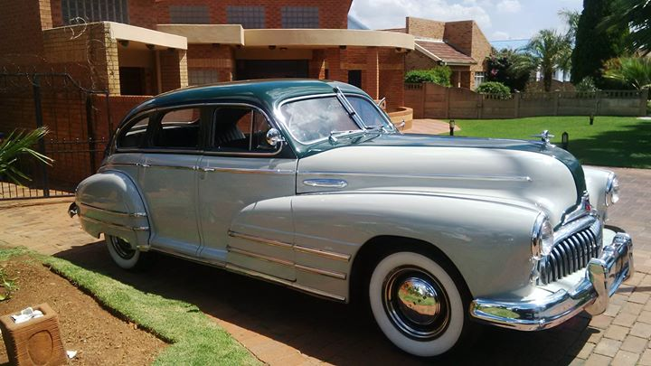 Westrand Car Show, West Rand Car Show, 1948 Buick, Antique Cars, Vintage Cars, Veteran Cars,