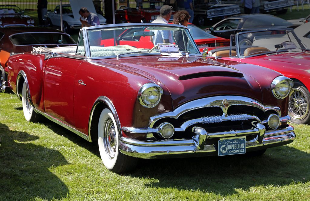 1953 Packard Caribbean Convertible, Westrand Car Show, Veteran Cars, Vintage Cars, Classic Cars, Street Customs, SuperLDVs, Hot Rods, Muscle Cars, Motorbikes,