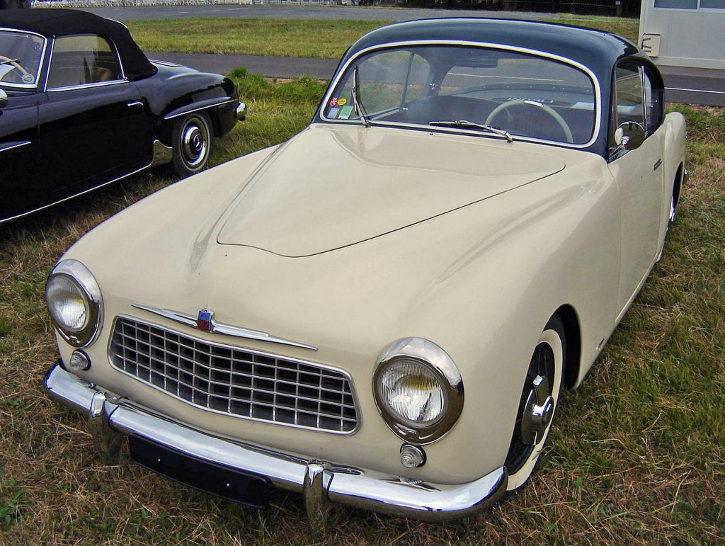1954 Simca 9 Sport Figoni and Falaschi, Westrand Car Show, Veteran Cars, Vintage Cars, Classic Cars, Street Customs, SuperLDVs, Hot Rods, Muscle Cars, Motorbikes,