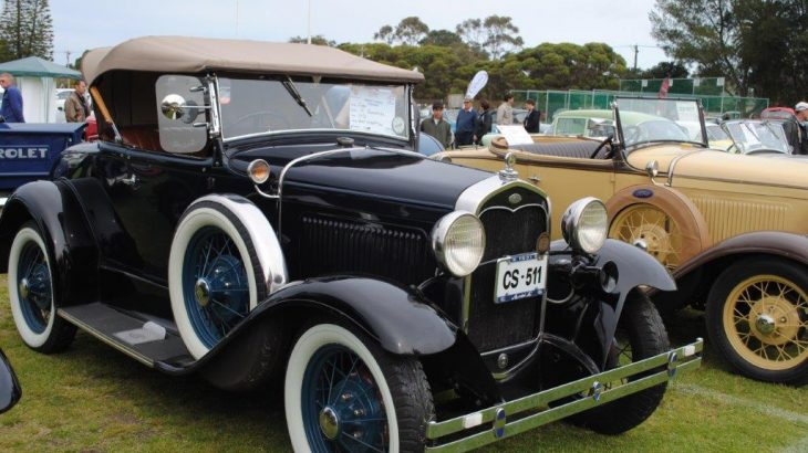 Westrand Car Show, West Rand Car Show, 1931 Ford Model A, Antique Cars, Vintage Cars, Veteran Cars,