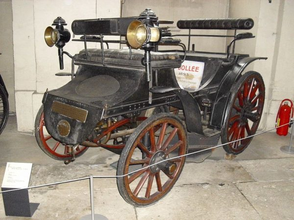 1895 Amedee Bollee 6, Westrand Car Show, A car for every year, Vintage, Veteran, Classic,