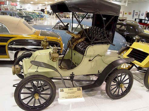 1900 Haynes Apperson, Westrand Car Show, A car for every year, Vintage, Veteran, Classic,