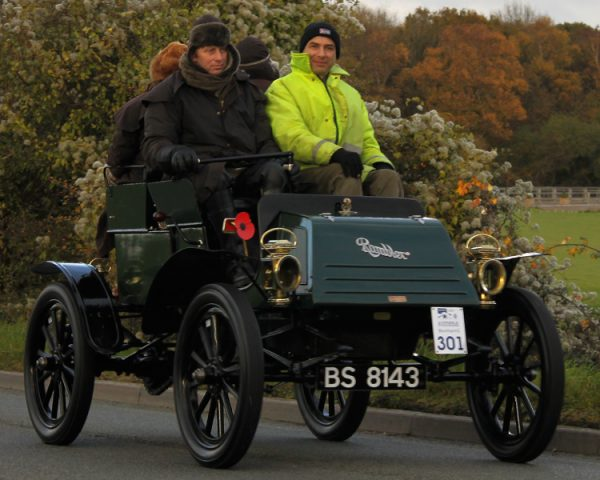 1903 Rambler, Westrand Car Show, A car for every year, Vintage, Veteran, Classic