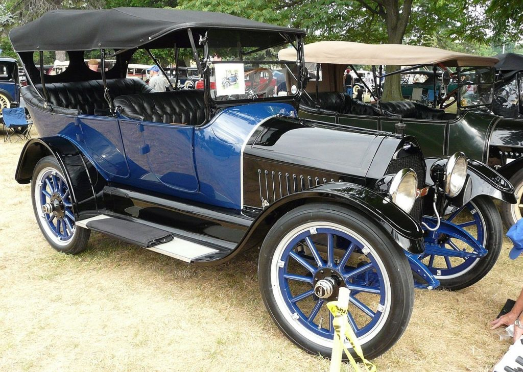 1914 Chevrolet Light 6, Westrand Car Show, A car for every year, Vintage, Veteran, Classic