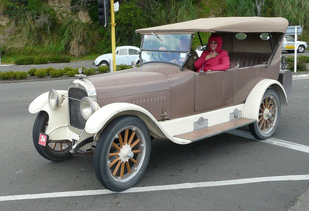 1918 Studebaker Special Six Westrand Car Show - A Car for Every Year - Vintage Veteran and Classic