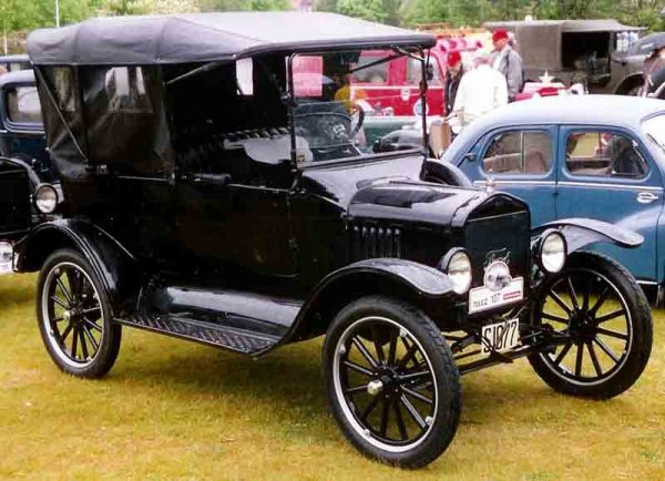 1920 Ford Model T Touring, Westrand Car Show, Veteran Cars, Vintage Cars, Classic Cars,