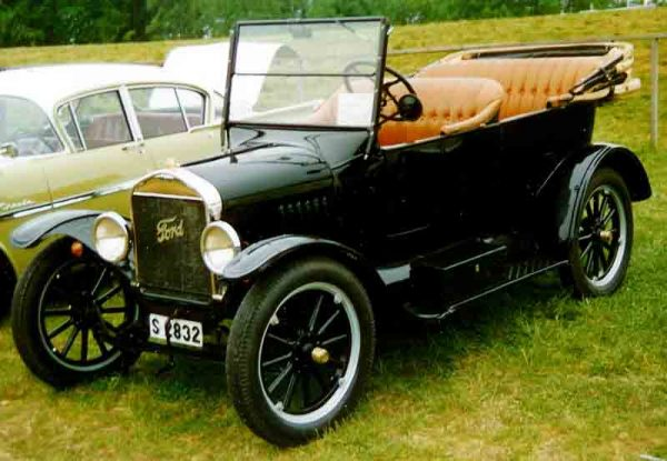 1925 Ford Model T Touring, Westrand Car Show, Veteran Cars, Vintage Cars, Classic Cars,