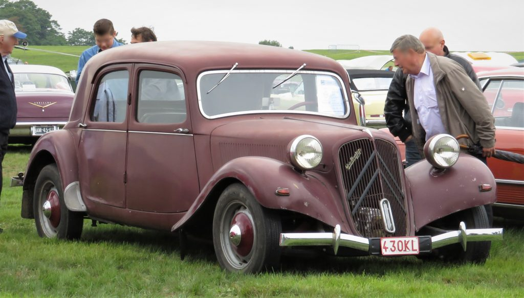 1948 Citroën Traction Avant, Westrand Car Show, Veteran Cars, Vintage Cars, Classic Cars, Street Customs, SuperLDVs, Hot Rods, Muscle Cars, Motorbikes,