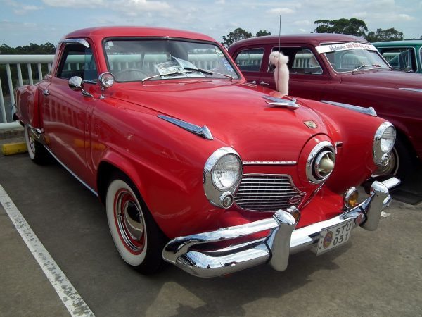 1951 Studebaker Starlight Coupe, WestRand Car Show, Veteran Cars, Vintage Cars, Classic Cars, Street Customs, S