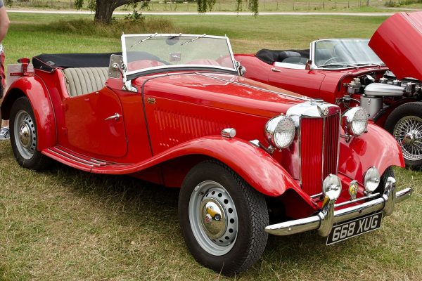 1953 MG TD, WestRand Car Show, Veteran Cars, Vintage Cars, Classic Cars, Street Customs,