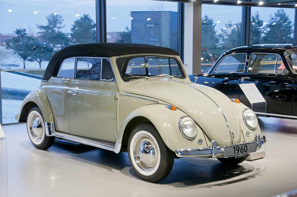 1960 Volkswagen 1200 Cabriolet, Westrand Car Show, Veteran Cars, Vintage Cars, Classic Cars,