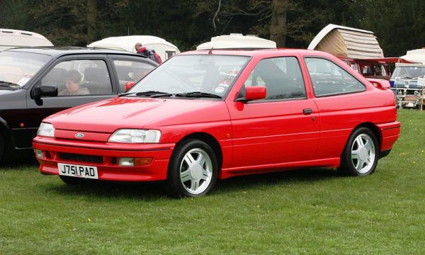 1992 Ford Escort Mk V - RS 2000, WestRand Car Show, Veteran Cars, Vintage Cars, Classic Cars,