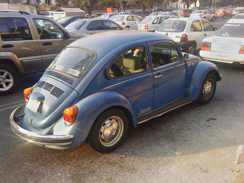 1995 Volkswagen Beetle - Jeans - Mexican, Westrand Car Show, Veteran Cars, Vintage Cars, Classic Cars,