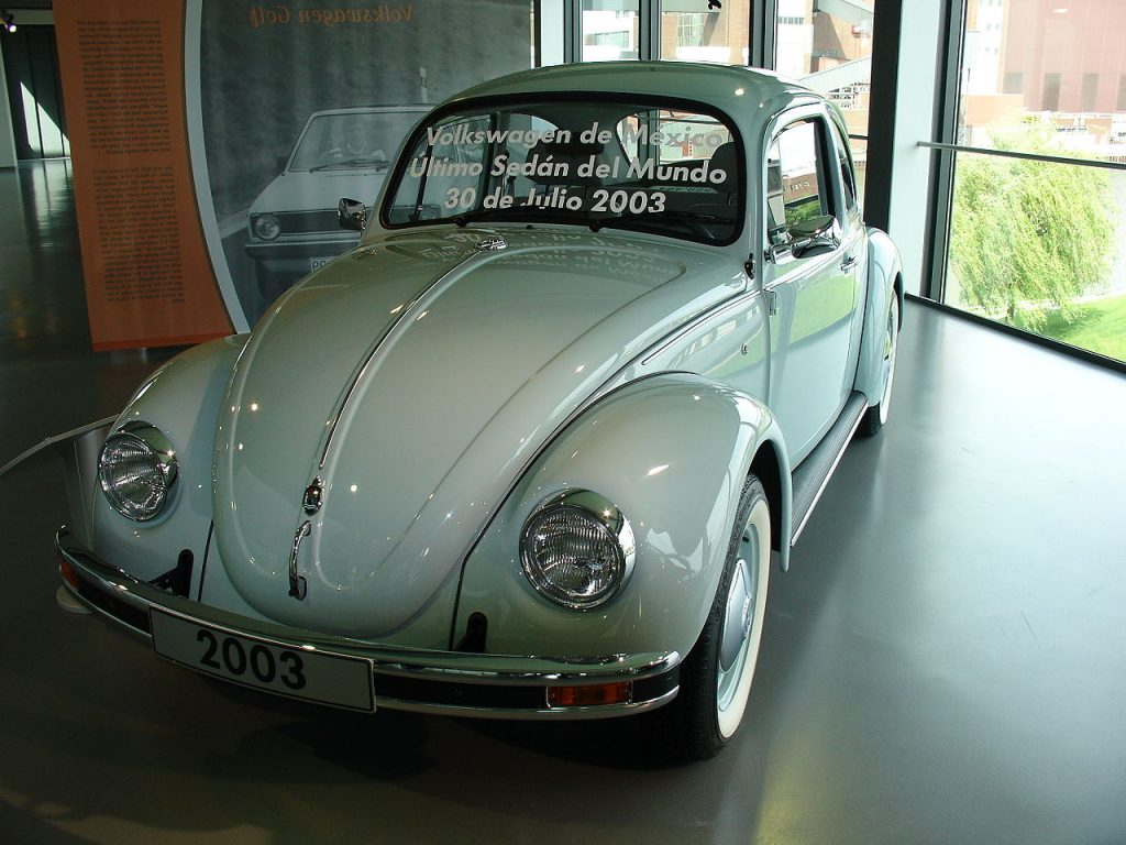 2003 Volkswagen Beetle - Final Car ever built, Westrand Car Show, Veteran Cars, Vintage Cars, Classic Cars,