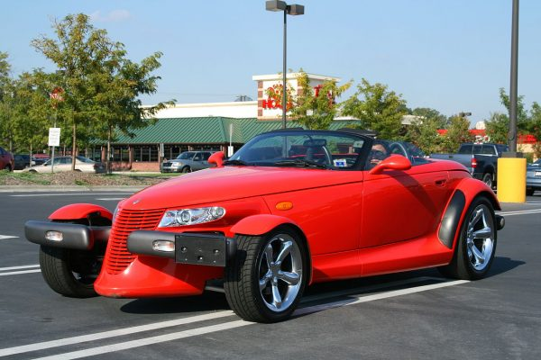 1997 - Plymouth Prowler, WestRand Car Show, , Classic Cars, Street Customs, SuperLDVs, Hot Rods, Muscle Cars,