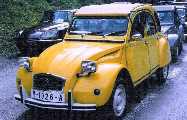 Citroen 2CV - For Your Eyes Only, Westrand Car Show, Veteran Cars, Vintage Cars, Classic Cars, Street Customs, SuperLDVs, Hot Rods, Muscle Cars, Motorbikes,