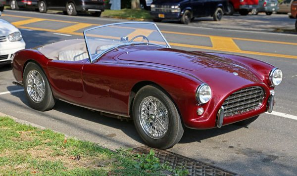 Westrand Car Show -1958 AC Ace Roadster