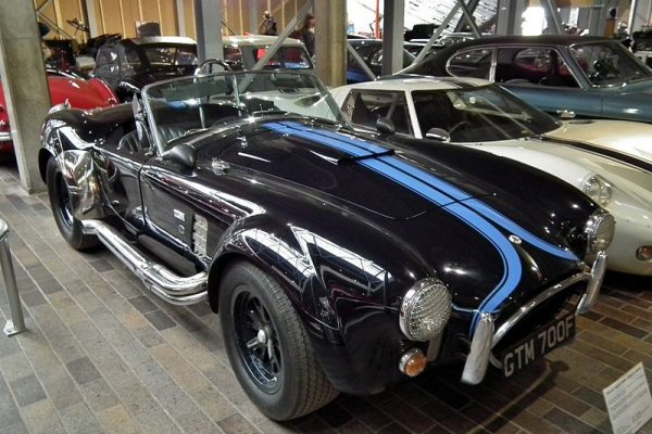 Westrand Car Show - 1965 AC Shelby Cobra 427