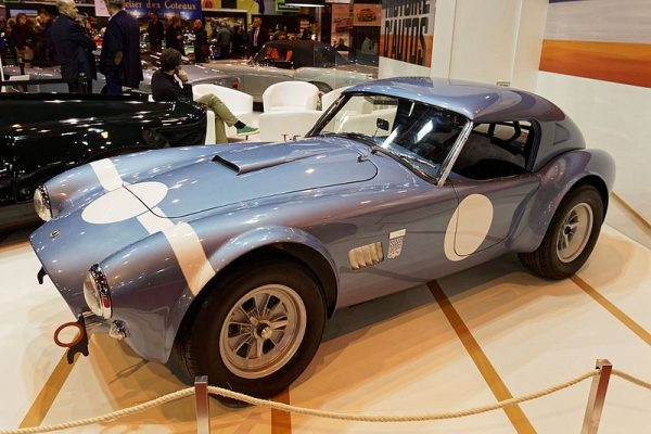 Westrand Car Show - 2016 Shelby Cobra Retromobile