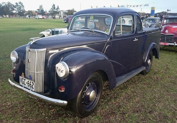 1948 -1953 Ford Prefect Coupe Utility -A493A, Westrand Car Show, Vintage Cars, Veteran cars, Classic Cars, Street Customs, SuperLDVs, Hot Rods, Muscle Cars, Motorbikes,