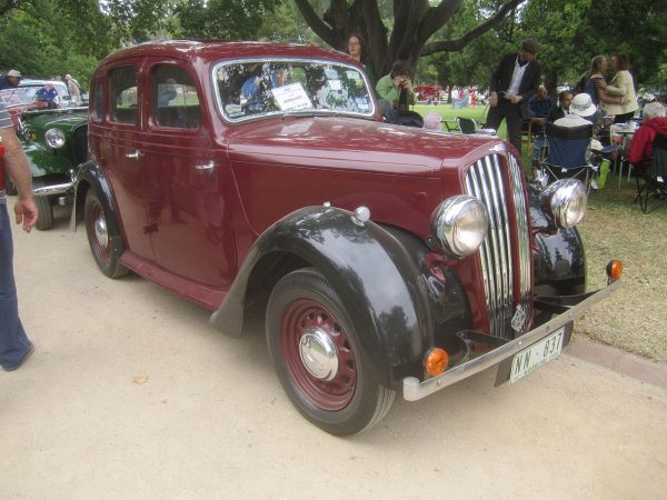1949 Singer Super Twelve, Westrand Car Show, West Rand Car Show, Vintage Cars, Veteran cars, Classic Cars, Street Customs, SuperLDVs, Hot Rods, Muscle Cars, Motorbikes,