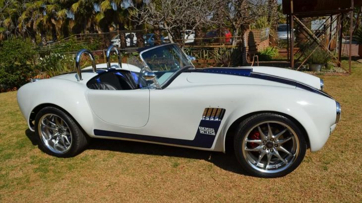 1967 AC Cobra 302 Boss