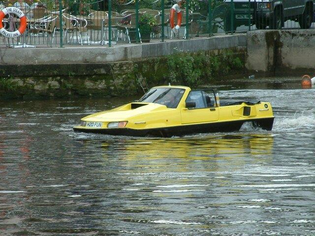 Westrand Car Show - On The River Dart