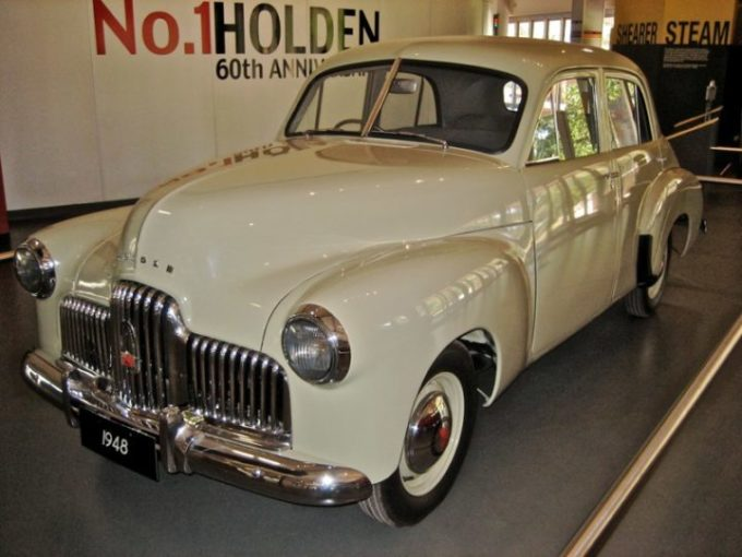 The First Holden