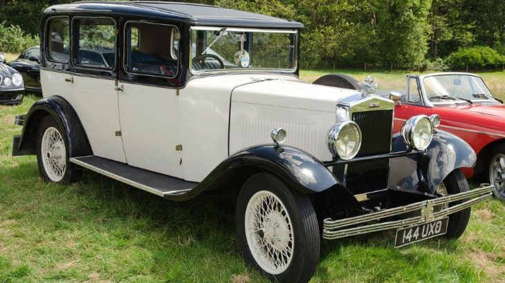 1930 Morris Oxford Six