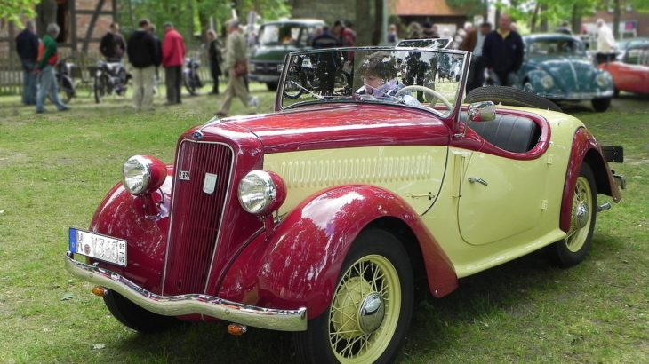 Westrand Car Show - 1936 Ford Eifel Roadster