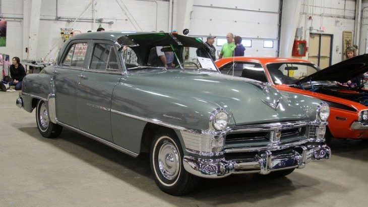 Westrand Car Show - 1951 Chrysler New Yorker
