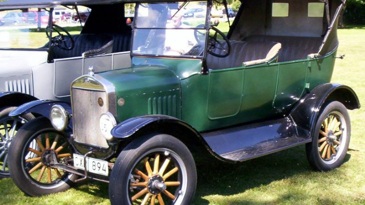 1924 Ford Model T Touring, Westrand Car Show, Veteran Cars, Vintage Cars, Classic Cars,